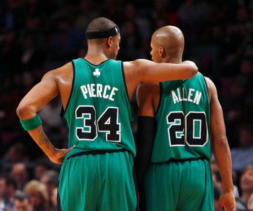 Paul Pierce hasn't talked to Ray Allen in years because he left Boston Celtics