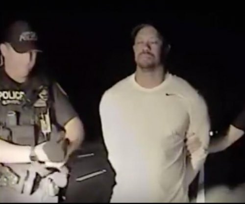 Tiger Woods: Arrest video released by police