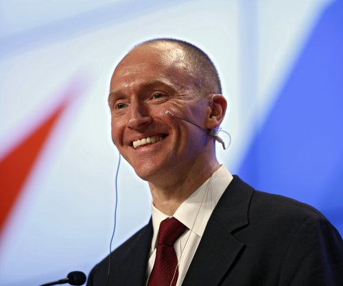 Trump campaign adviser Page met Russian officials in 2016 Moscow trip