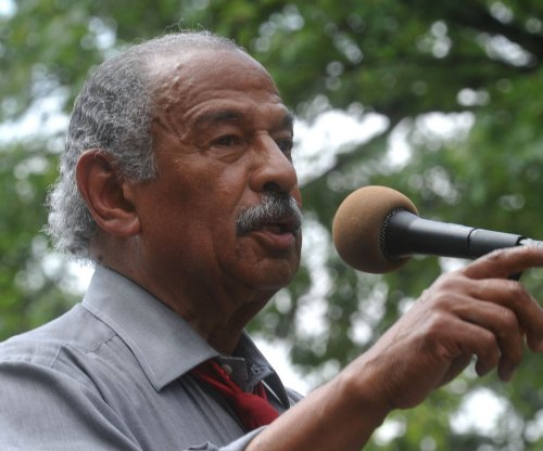 Rep. John Conyers denies harassment, Dems call for ethics probe
