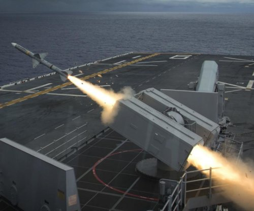 Raytheon to transition ESSM missile program to production, fabrication