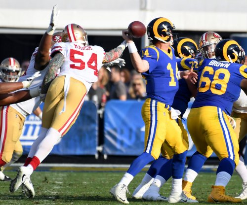 San Francisco 49ers' Cassius Marsh: Patriots Way chased him away