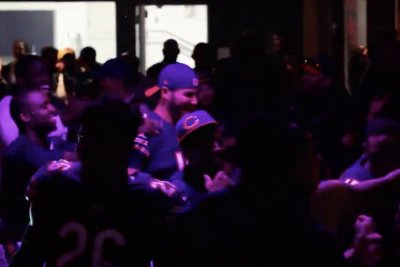 Bears throw disco ball party after blasting Buccaneers