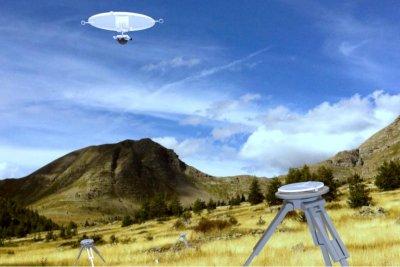 'Hypertelescope' camera could revolutionize celestial photography