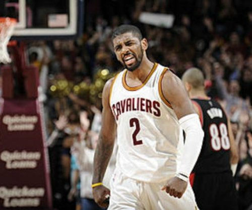 Cleveland Cavaliers' Irving scores 55 with LeBron out