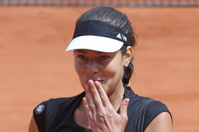 Ana Ivanovic advances to 4th round at French Open