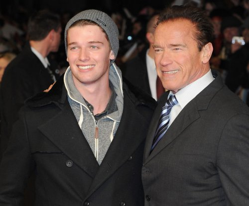 Arnold Schwarzenegger dishes on son's relationship with Miley Cyrus