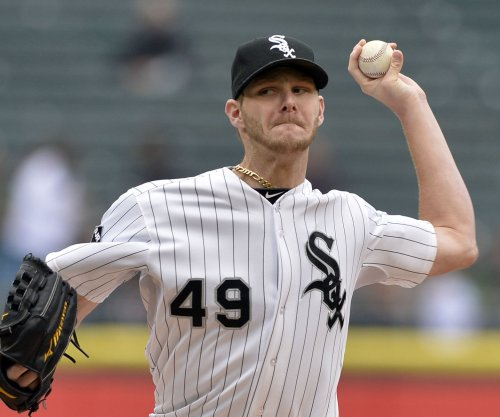Chris Sale, Avisail Garcia lead Chicago White Sox past Los Angeles Angels