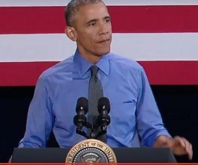 Obama champions resurgent auto industry at flagship Detroit auto show; Eyeing new 2017 model