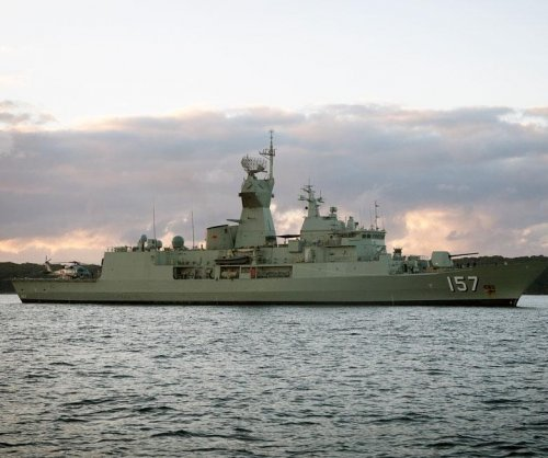 Navantia in design study for Australian future frigate program
