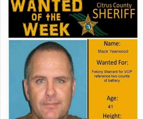 Florida man arrested after using wanted poster as Facebook photo