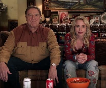 'Roseanne' revival promo makes fun of John Goodman's return