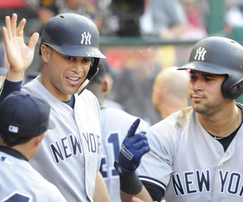 Giancarlo Stanton hits two dingers in Yankees win vs. Red Sox