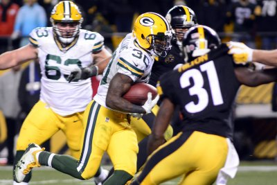 Green Bay Packers RB Jamaal Williams suffers minor ankle sprain