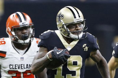 Saints activate WR Ginn from IR