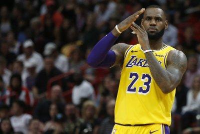 Lakers' LeBron James passes Michael Jordan on NBA all-time scoring list