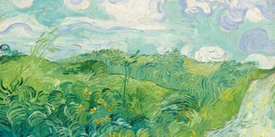 Van Gogh painting goes on display at National Gallery