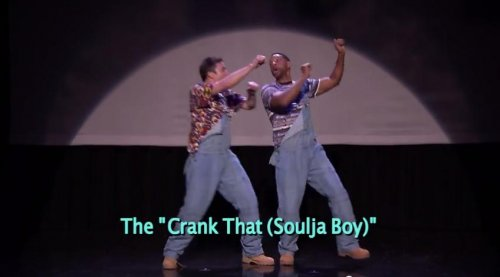 Jimmy Fallon and Will Smith present 'The Evolution of Hip-Hop Dancing' [VIDEO]