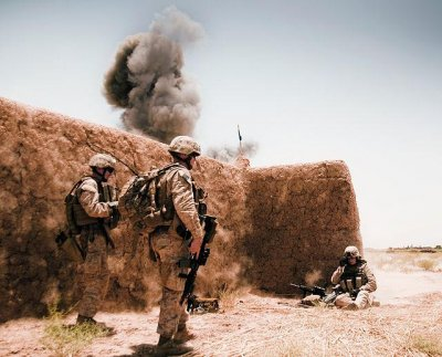 European militaries share, learn manual defusing of IEDs