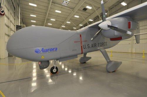 Official recognition for 80-hour UAV flight