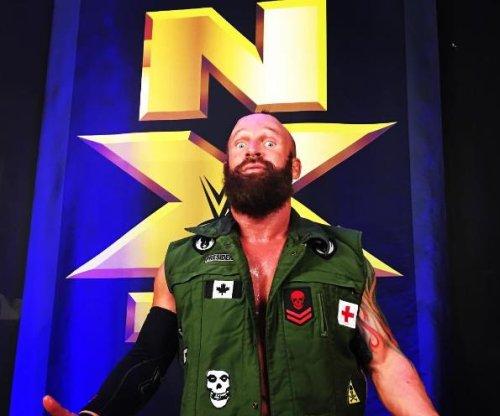 Eric Young debuts at WWE NXT