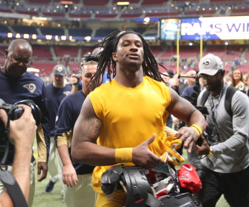 Fantasy Football: Rams' Todd Gurley says only 3 players should be No. 1 draft pick