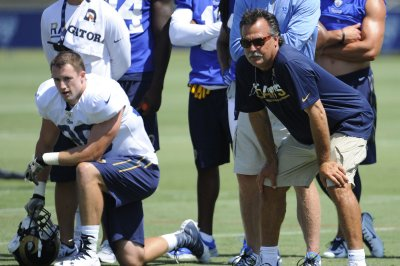 Los Angeles Rams rookies: Tyler Higbee outshines Jared Goff