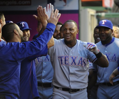 Texas Rangers clinch AL West with win in Oakland