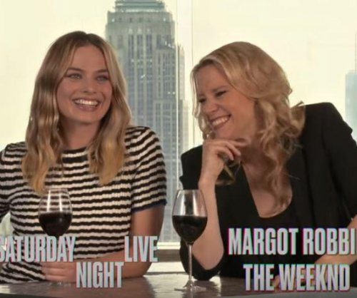 Kate McKinnon and Margot Robbie have an 'SNL' pre-premiere pre-party