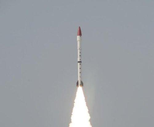 Pakistan test-fires long-range Ababeel missile