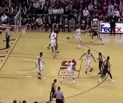 Vincent Edwards guides No. 16 Purdue by Indiana