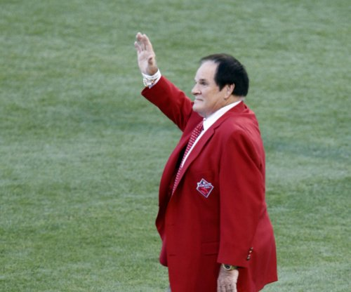 Cincinnati Reds unveiling statue of legend Pete Rose on Saturday