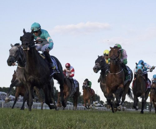 UPI Horse Racing Roundup: Beach Patrol wins Grade I Arlington Million