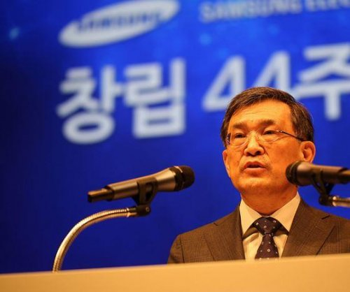 Samsung Electronics CEO resigns amid corruption scandal
