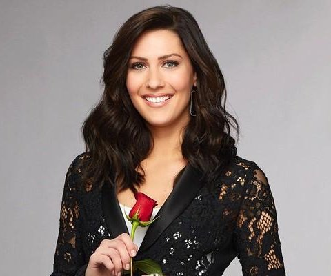 'Bachelorette' star Becca Kufrin says she's engaged