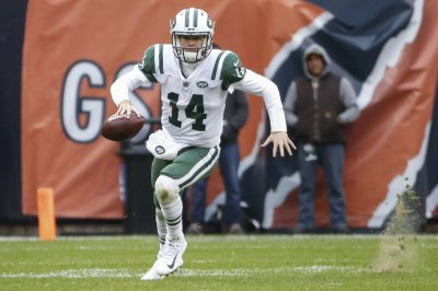 Jets might face Patriots without QB Darnold
