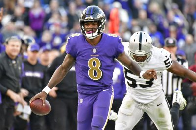 Lamar Jackson wins second straight start for Baltimore Ravens