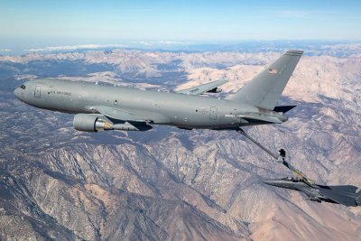 Boeing shuts down KC-46, P-8 plants for two weeks because of COVID-19