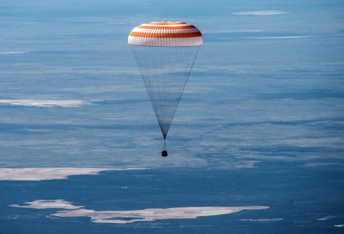NASA astronaut Chris Cassidy, two cosmonauts to depart space station