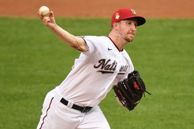 Vaccinated Nationals pitcher Erick Fedde tests positive for COVID-19
