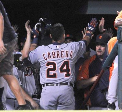 MLB: Detroit 7, Cleveland 5