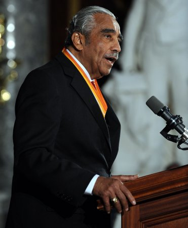 House Dems push Rangel to resolve issues