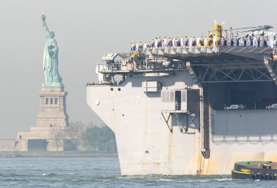 'Fleet Week' returns to New York City