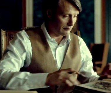 Will Graham hunts down Hannibal Lecter in new trailer for 'Hannibal'