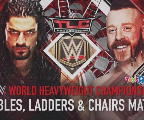 WWE TLC: Roman Reigns, Sheamus face off in brutal championship match