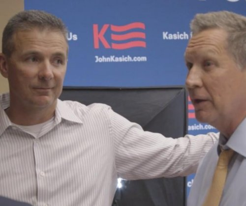 Ohio State's Urban Meyer endorses John Kasich over Donald Trump