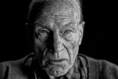 'Logan' director posts photo of aged Professor X