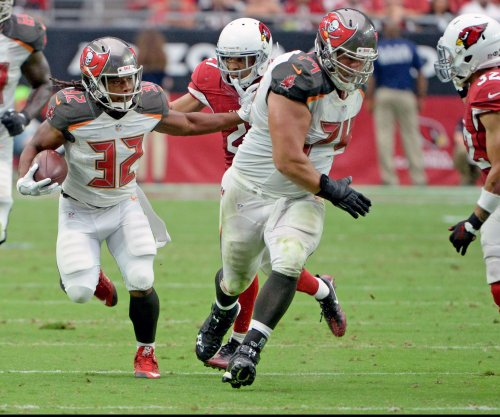 Tampa Bay Buccaneers RB Jacquizz Rodgers latest backfield casualty