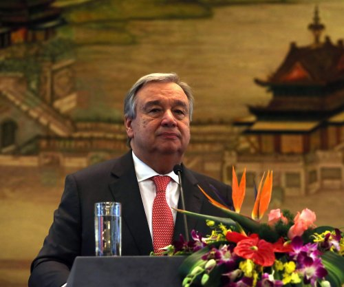 U.N. secretary general warns North Korea after chemical attack