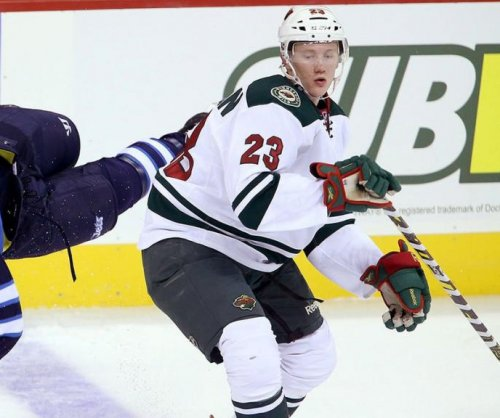 Minnesota Wild, D Gustav Olofsson reach agreement on two-year deal